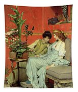 Confidences Tapestry
