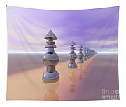 Conical Geometric Progression Tapestry