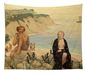 Consolation Of Ariadne Tapestry