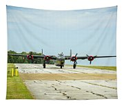 Consolidated B-24j Liberator Tapestry