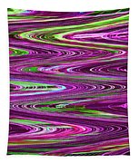 Construction Color Abstract P Tapestry