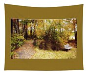 Contented Path Tapestry