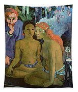 Contes Barbares Tapestry