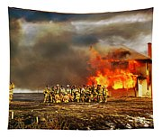 Controlled Burn Tapestry