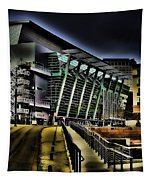 Convention Center Station Tapestry