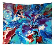 Convergence Of The Four Winds Tapestry