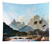Cook: Tahiti, 1773 Tapestry
