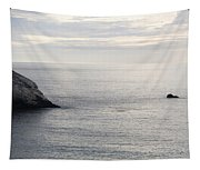 Cool Horizon Tapestry