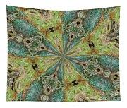 Cool Rain Tapestry