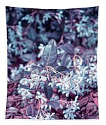 Cool Sunset Jasmine In Bloom Tapestry