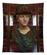 Copper Bust In Rome Tapestry