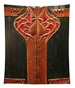 Copper Doors  Tapestry