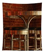 Corner Table - Color Tapestry