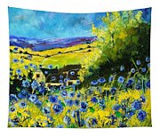Cornflowers In Ver Tapestry