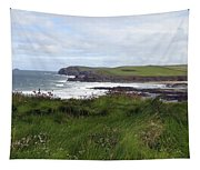 Cornwall Coast 3 Tapestry