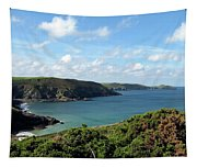 Cornwall Coast II Tapestry