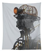 Cornwall Man Engine Tapestry