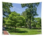 Corr Hall Green Space Tapestry