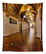 Corridor Of Power In Harrisburg Tapestry