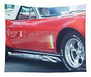 Corvette Soft Top Tapestry