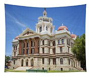 Coryell County Courthouse Tapestry