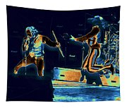 Cosmic Ian And Leaping Martin Tapestry
