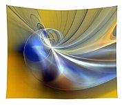 Cosmic Shellgame Tapestry