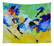 Cosmic Struggle Tapestry