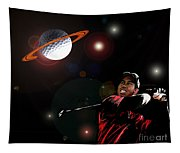 Cosmos Golf Tapestry