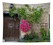 Cotswolds Milk Delivery Tapestry