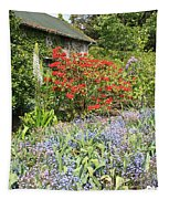Cottage Garden Tapestry