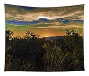 Coucher Du Soleil Tapestry