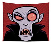 Count Dracula Tapestry