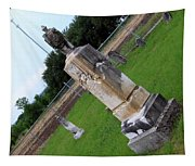 Country Cemetery Tapestry