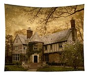 Country Estate Tapestry