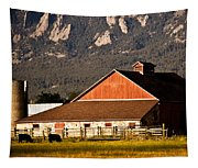 Country Living Boulder County Tapestry