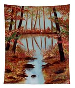 Country Reflections Tapestry