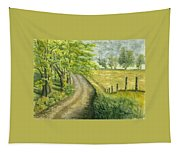 Country Road Tapestry