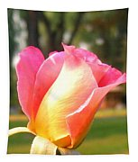 Country Rose Tapestry