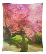 Courage Tree Tapestry