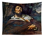 Courbet: Self-portrait Tapestry