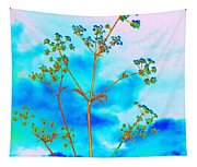Cow Parsley Blossom 2 Tapestry