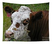 Cow Tongue Tapestry