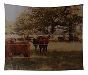 Cows Tapestry
