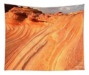 Coyote Buttes Sunset Glow Tapestry
