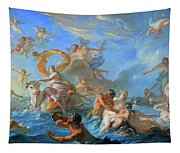 Coypel's The Abduction Of Europa Tapestry