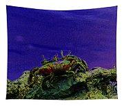 Crab Cakez 5 Tapestry