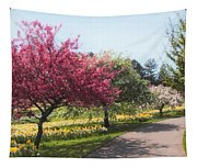 Crabtree Allee II Tapestry