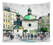 Cracow Art 3 Tapestry