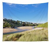 Crantock And The Gannel Tapestry